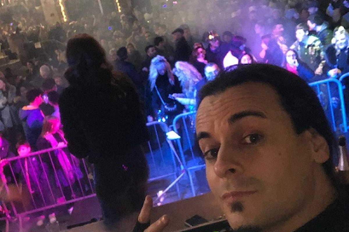 Taormina, grande entusiasmo per il doppio Capodanno di Joe Bertè