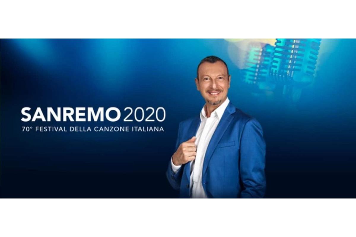 Sanremo 2020   Scoppia il caso Junior Cally. Il Presidente della RAI chiede al conduttore Amadeus di riportare in linea Sanremo