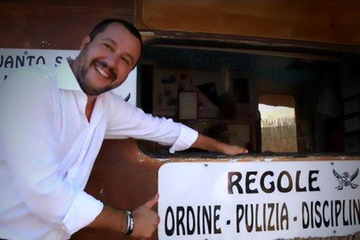 In Emilia Romagna fermare Salvini per fermare il fascismo