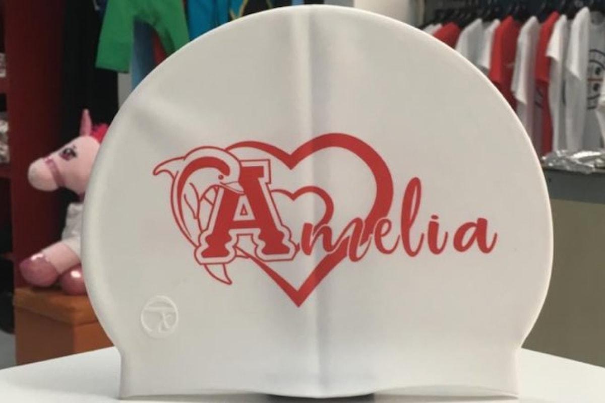 Cagliari, Love Amelia 2020 la prima manifestazione sportiva nuoto master