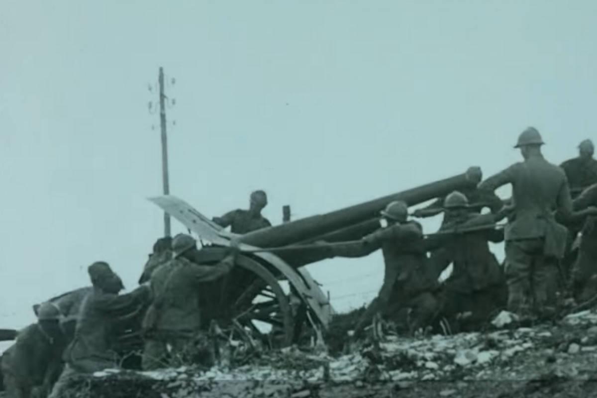 Bellissimo video sulla battaglia dell'Astico durante la grande guerra
