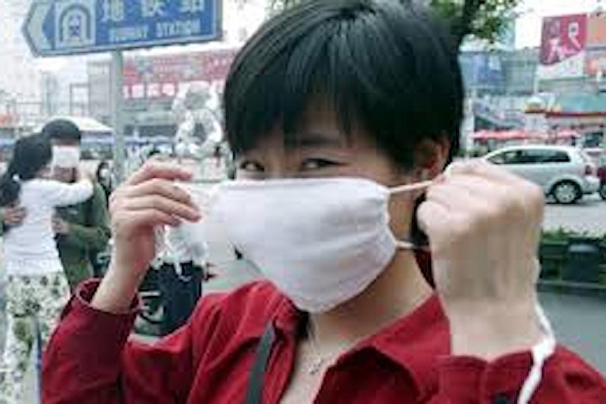 Virus di Wuhan, Cina: un coronarovirus (RNA VIRUS) responsabile della grave sindrome respiratoria in Cina