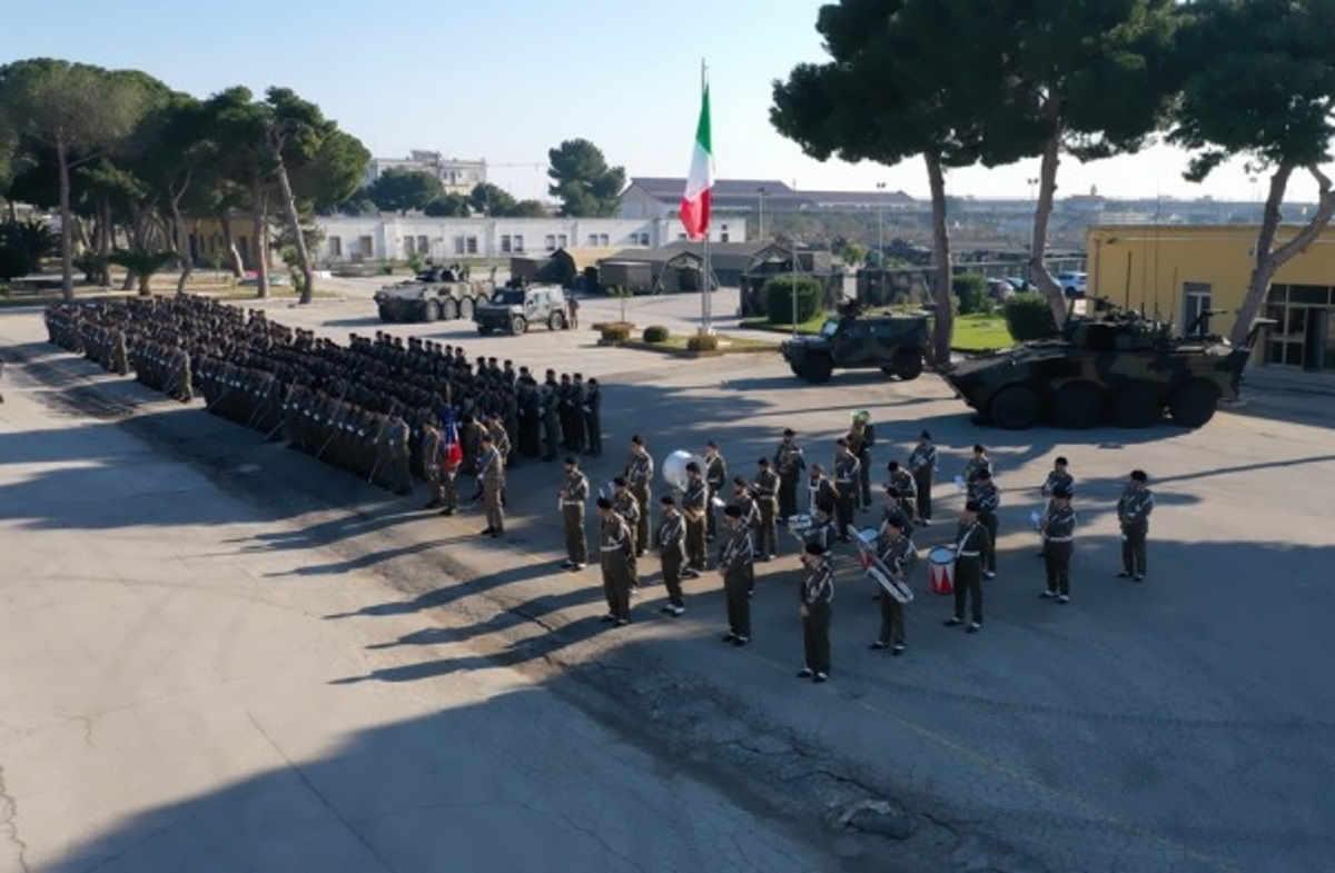 Barletta: l'82° Reggimento Fanteria Torino ha commemorato i fatti d'arme sul fronte russo del 1943