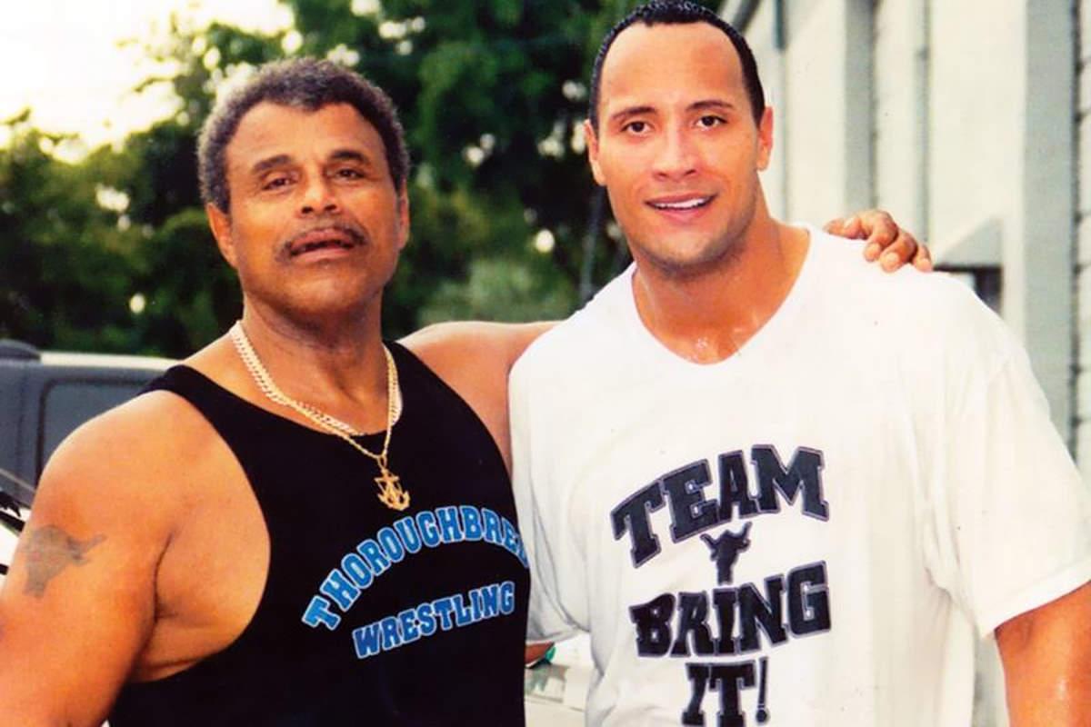 È morto Rocky Johnson, addio al padre di The Rock
