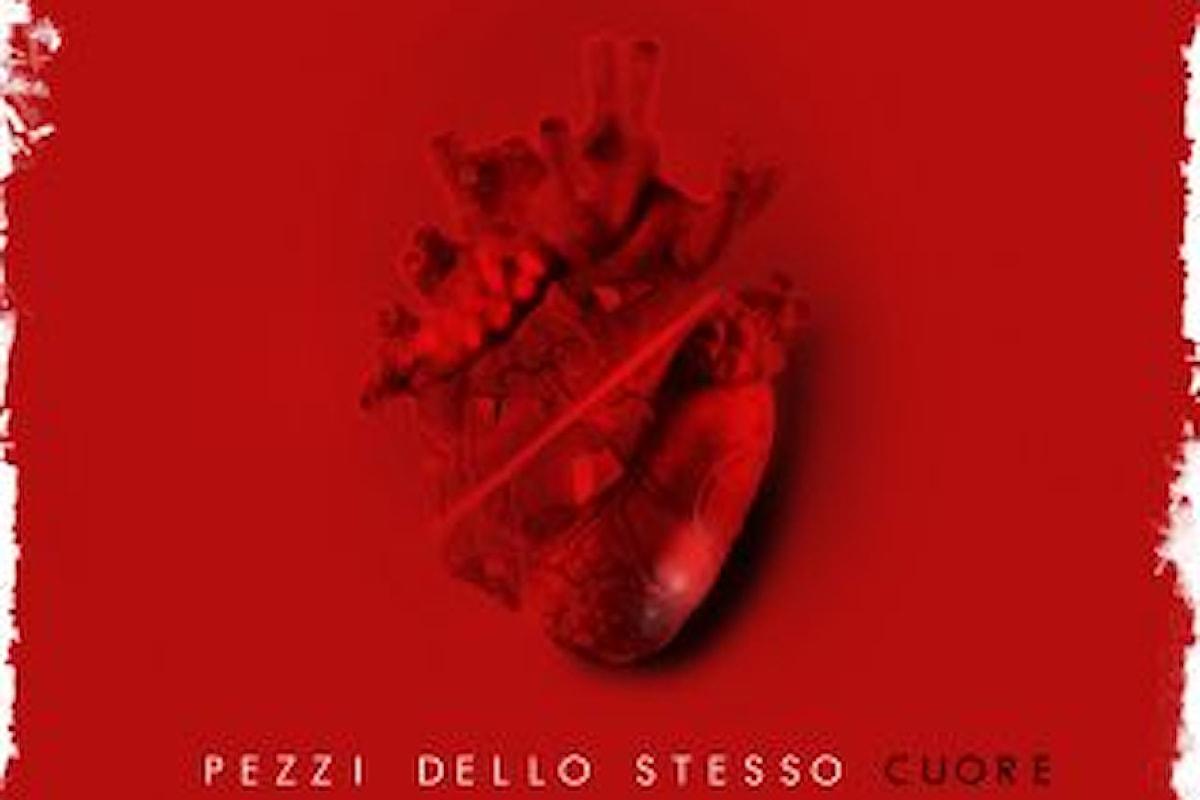 """SALINITRO """"PEZZI DELLO STESSO CUORE"""" è il singolo d'esordio del cantautore siciliano"""