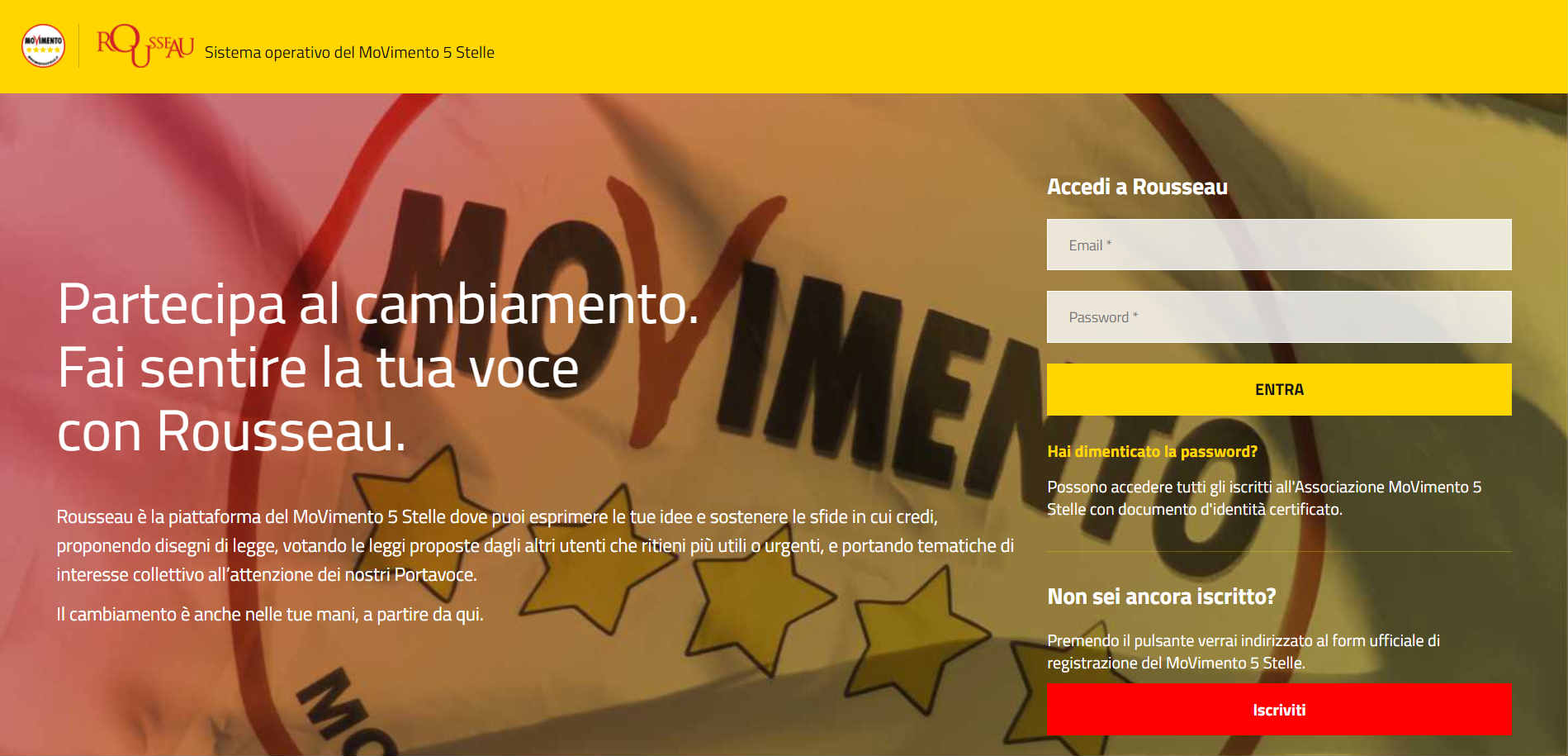 Parlamentarie 5 stelle: aumentano i dubbi sulle votazioni tramite la piattaforma Rousseau