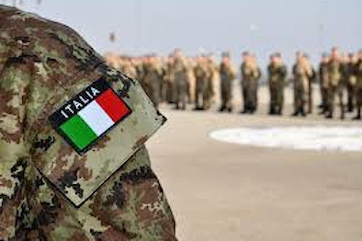 Roma, cerimonia di deposizione dello Stendardo del 31° Reggimento Carri al Vittoriano