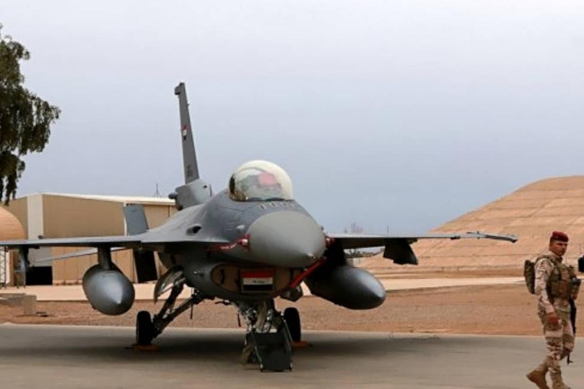 Domenica lanciate bombe di mortaio sulla base aerea di Balad in Iraq