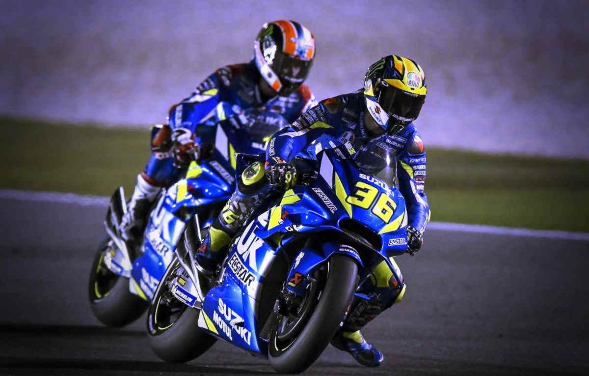 In Qatar è iniziato il secondo test stagionale per la MotoGP