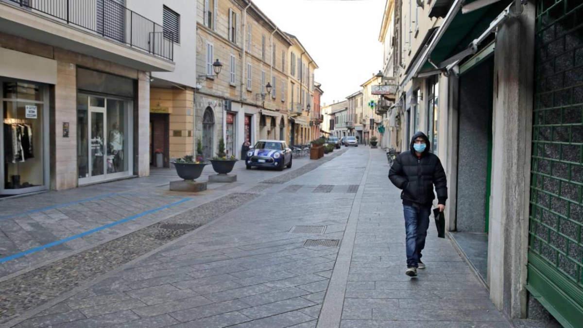 Il Covid-19 nel Nord Italia, sospese tutte le attività in alcuni comuni tra Lombardia e Veneto... come in Cina