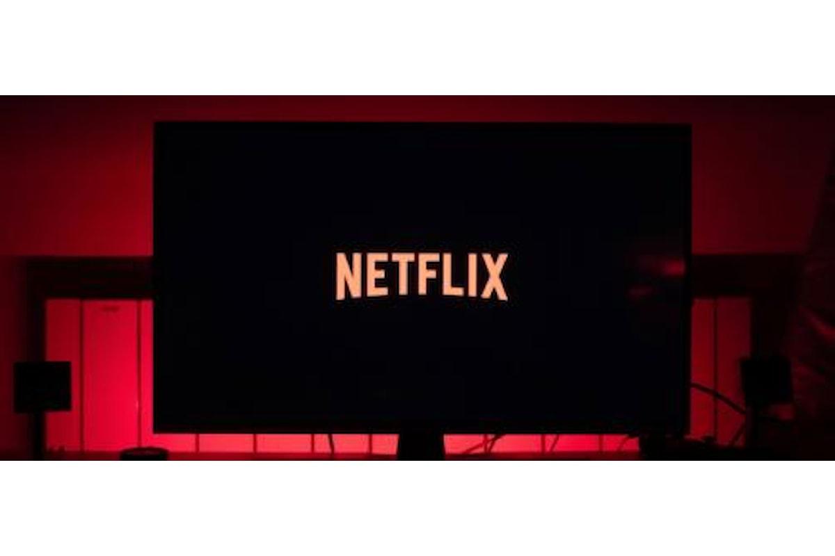 Netflix lancia un nuovo sistema di classifica per le serie e i film più visti: la Top10