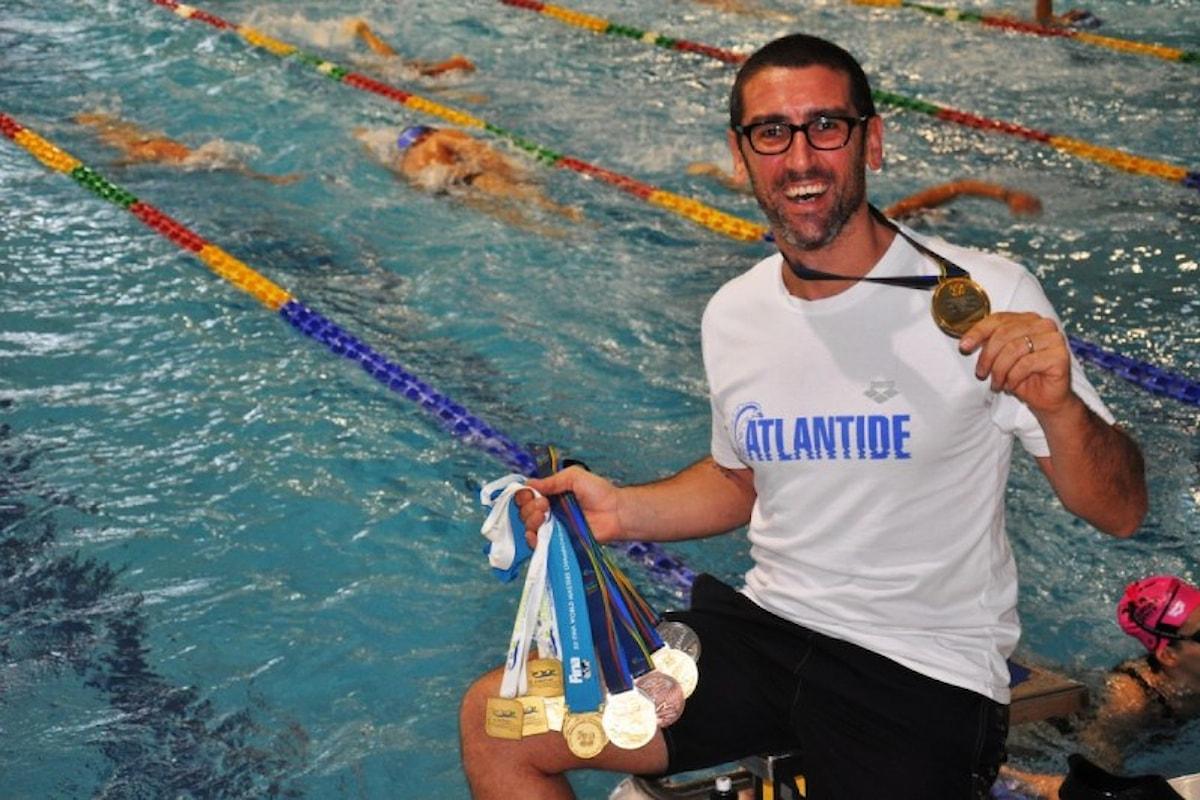 La nascita dei Master Nuoto della Rari Nantes Cagliari (1990/2008)