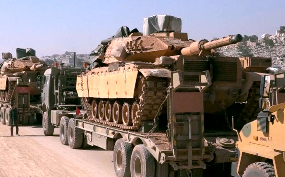È di nuovo crisi al confine settentrionale tra Turchia e Siria
