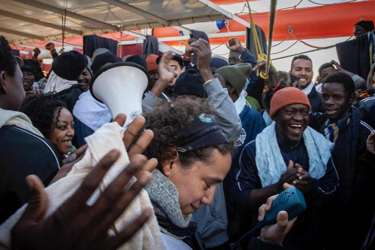 Assegnato il porto di Pozzallo come PoS ai 274 migranti salvati dalla Ocean Viking. Andranno in quarantena nel locale hotspot