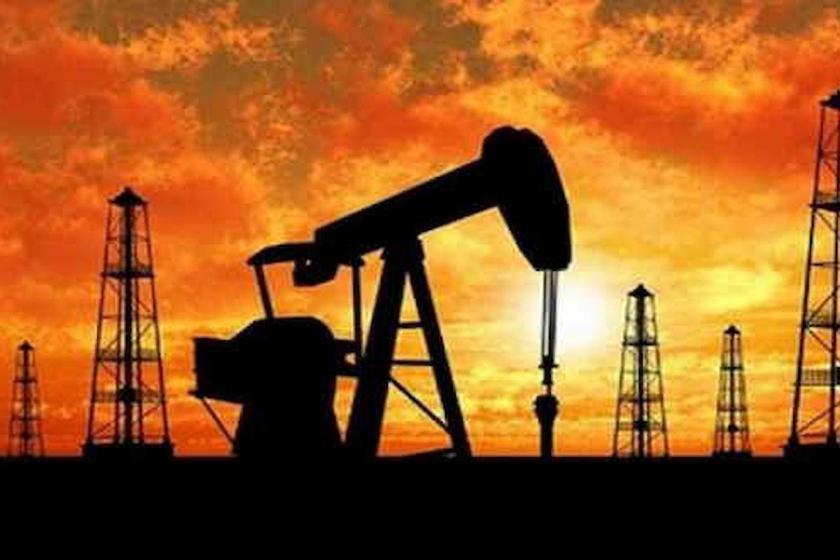 Petrolio, con la domanda ancora in calo la quotazione ne risente