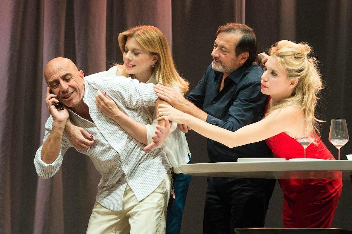 IL TEST di Jordi Vallejo debutta al Teatro della Cometa in Roma il 4 marzo