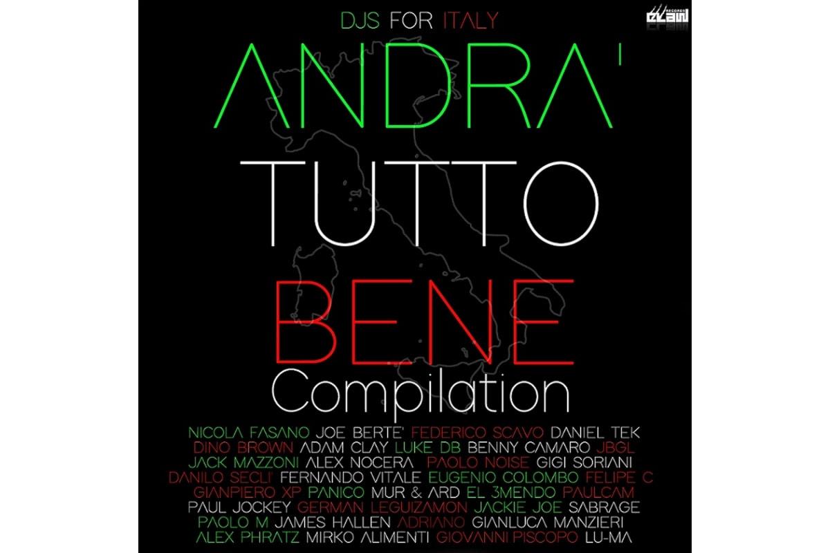 "Monforte (ME) – Joe Bertè lancia il progetto ""Deejays for Italy"""