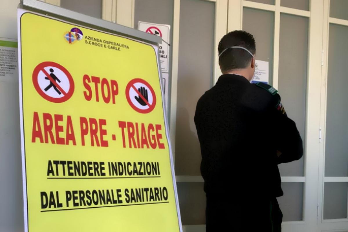 16 marzo, continua a crescere l'estensione del contagio da coronavirus anche in Italia dove il picco è previsto per fine settimana