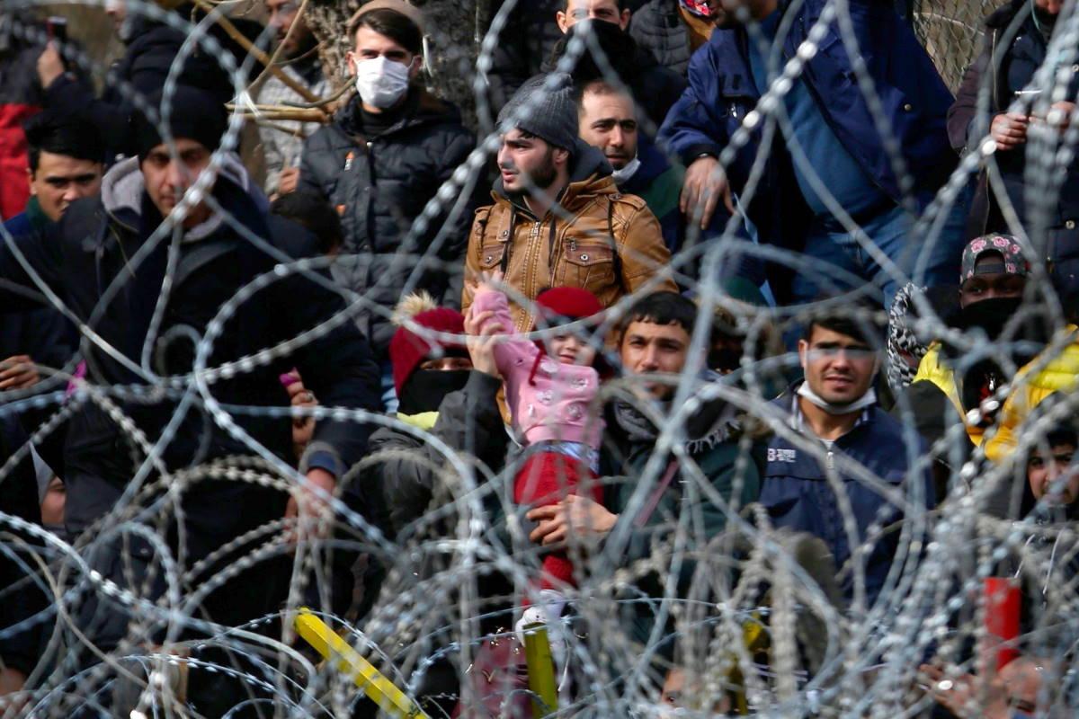 Della crisi umanitaria al confine tra Grecia e Turchia è responsabile anche l'ipocrisia dell'Europa
