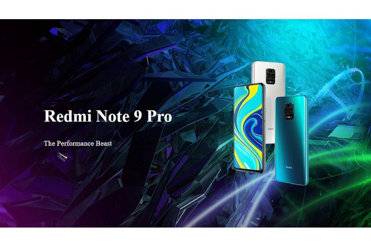 Redmi Note 9 Pro: ottimo smartphone di fascia media con un bel design