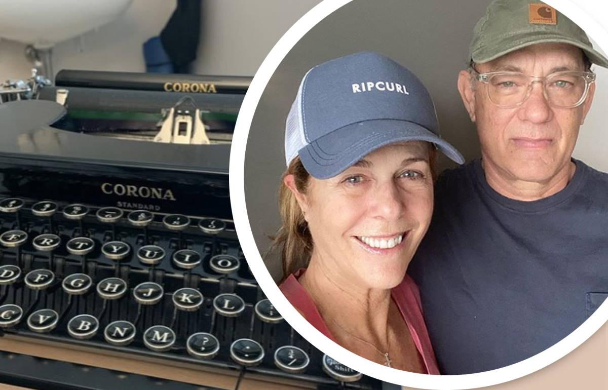 Tom Hanks ha scritto a Corona, un bambino di 8 anni bullizato per il suo nome e gli ha inviato la sua Corona