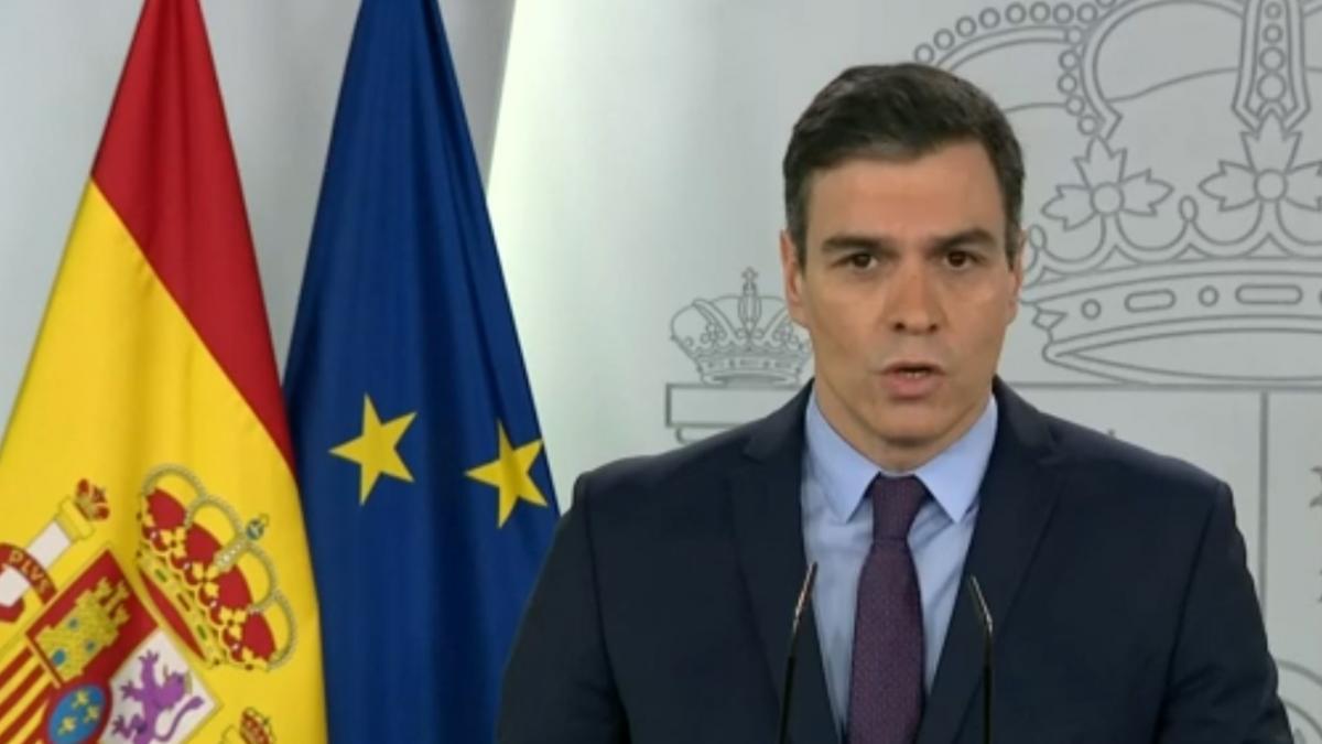 Pedro Sanchez parla alla nazione: dal 2 maggio stop isolamento in Spagna!