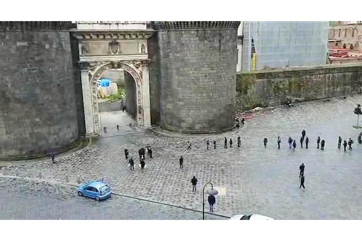"""Napoli. Una solidarietà """"che contagia"""""""
