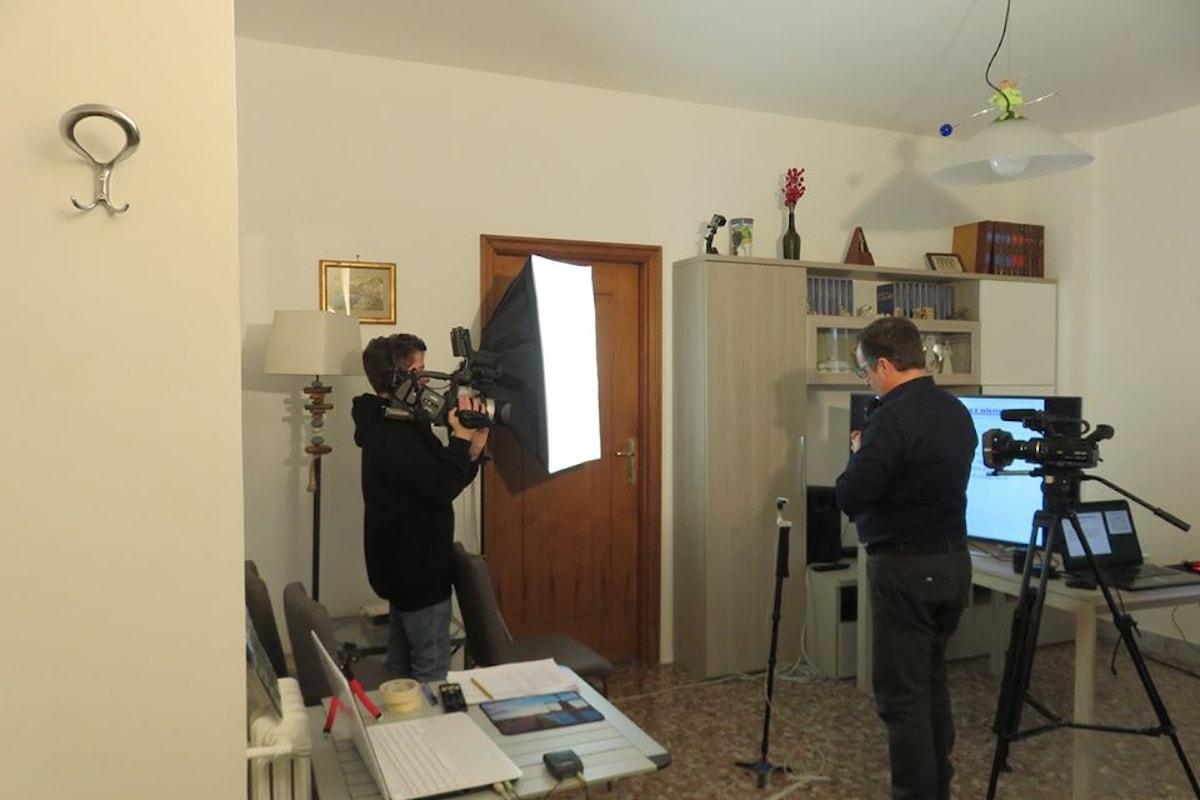 Covid-19, il laboratorio a distanza di Giordano accoglie la sfida e rivoluziona la didattica