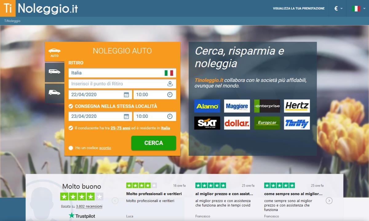 L'italiana Tinoleggio.it sfida Expedia e Booking.com