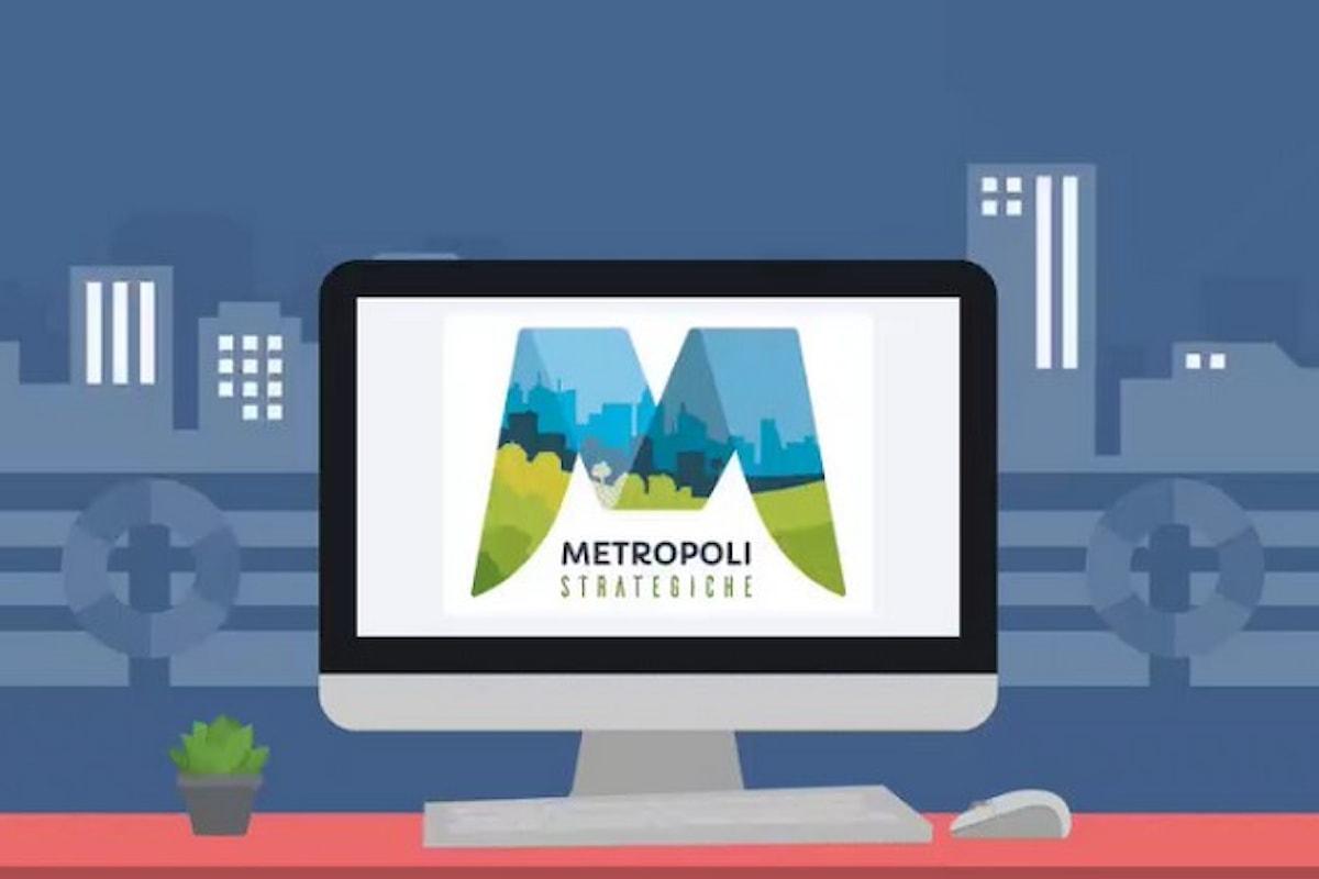 Messina - Progetto Metropoli Strategiche per i Comuni del territorio peloritano