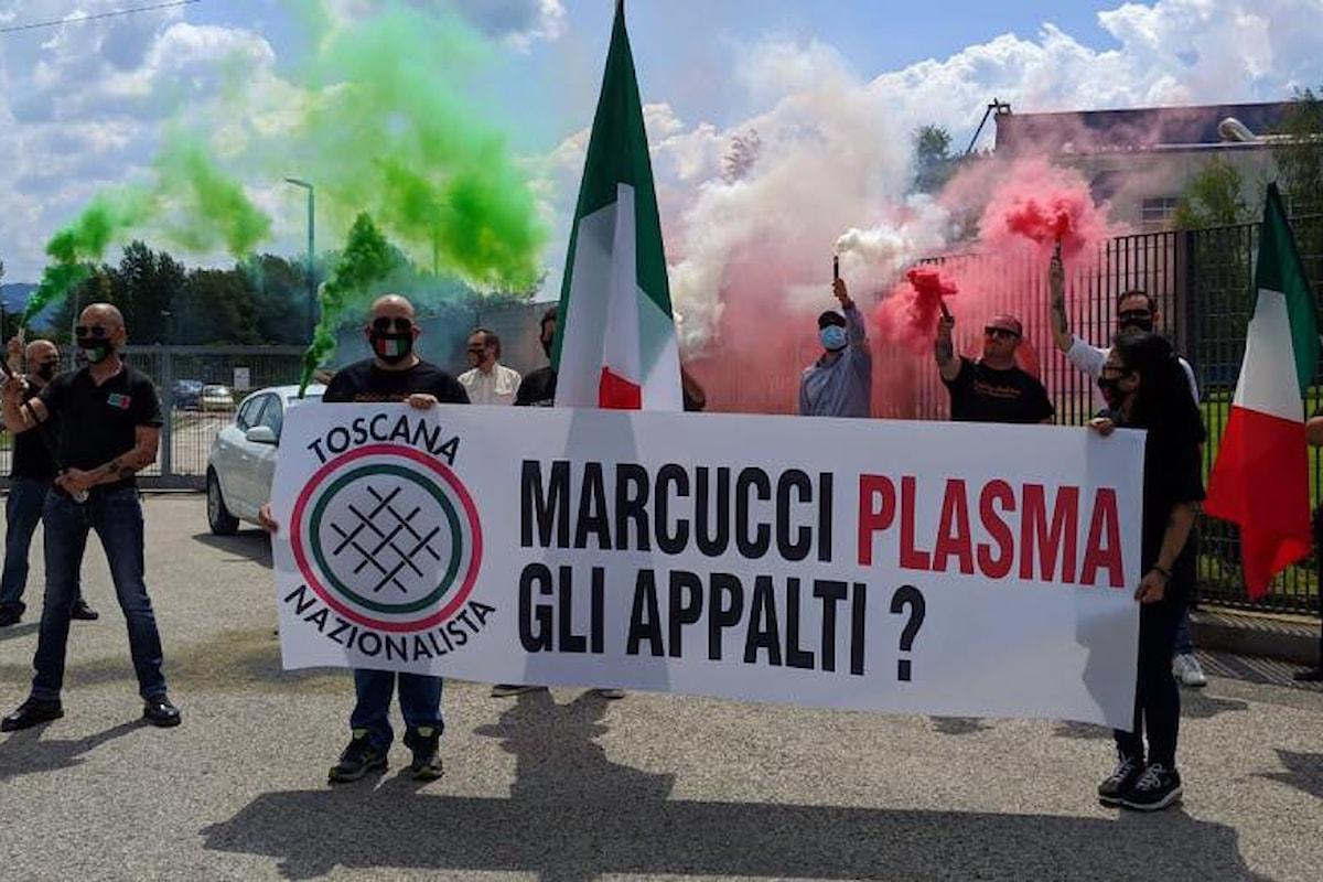 Toscana Nazionalista: contro il business privato sul plasma sosteniamo il Dr. Giuseppe De Donno