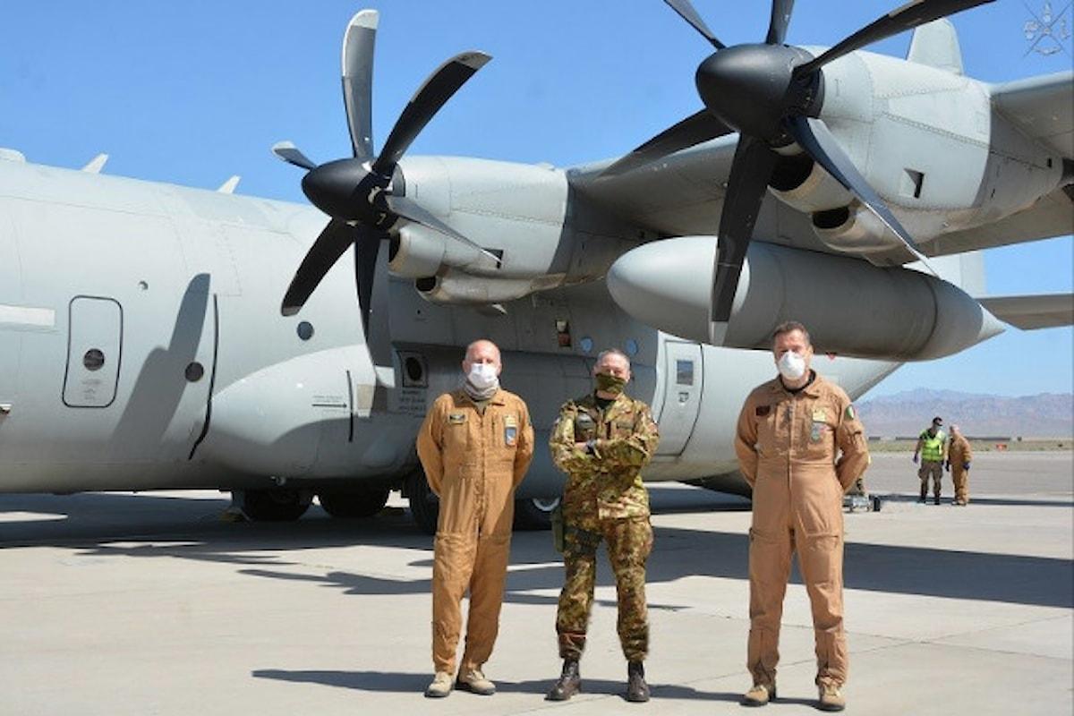 Afghanistan: passaggio di consegne alla JATF