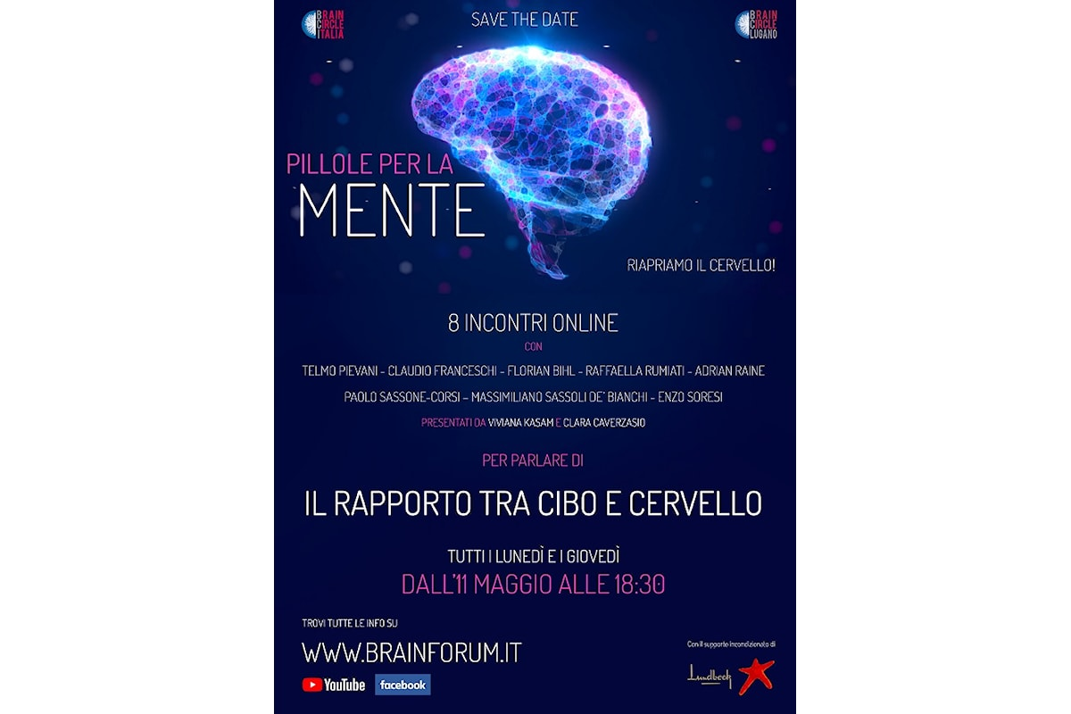 Brainforum lancia Pillole per la mente