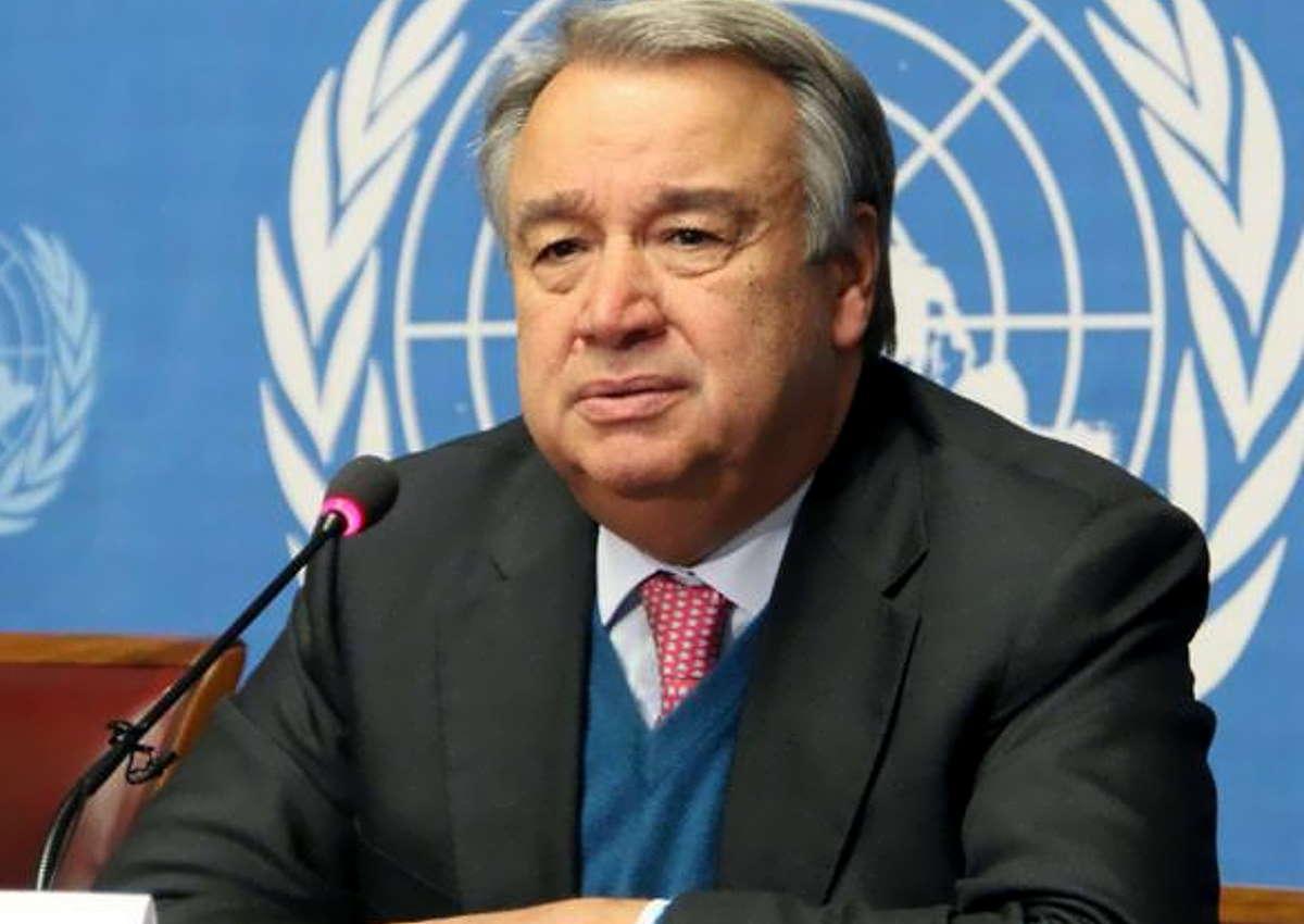 Antonio Guterres: elaborare una strategia di aiuti per l'Africa per evitare il rischio fame