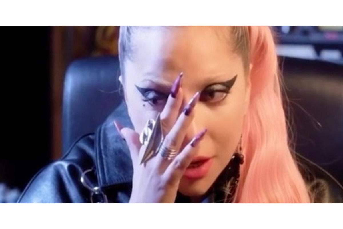 Lady Gaga piange per l'Italia: il video dove è in lacrime