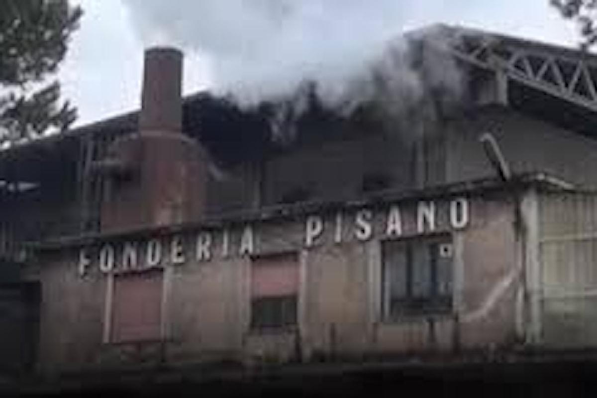 Fonderie Pisano a Salerno: adesso i consiglieri alla regione Campania Viglione e Cammarano si scoprono ambientalisti