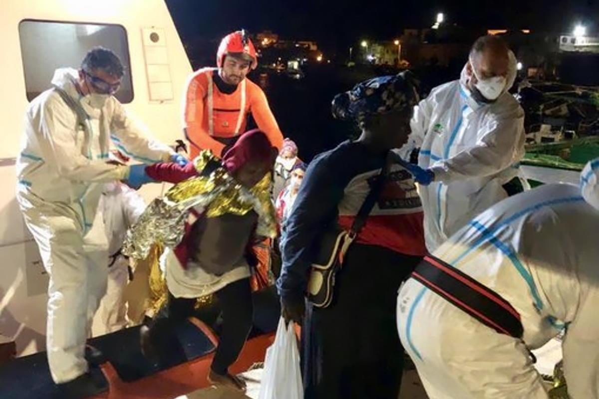 Aumentano gli sbarchi di migranti sulle coste siciliane, anche senza navi di ong in mare