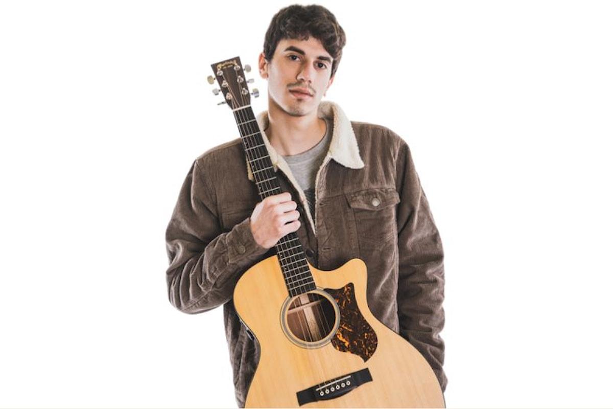 Junior V, il singolo Odore d'Incenso segna la maturità artistica tra indie folk e pop internazionale
