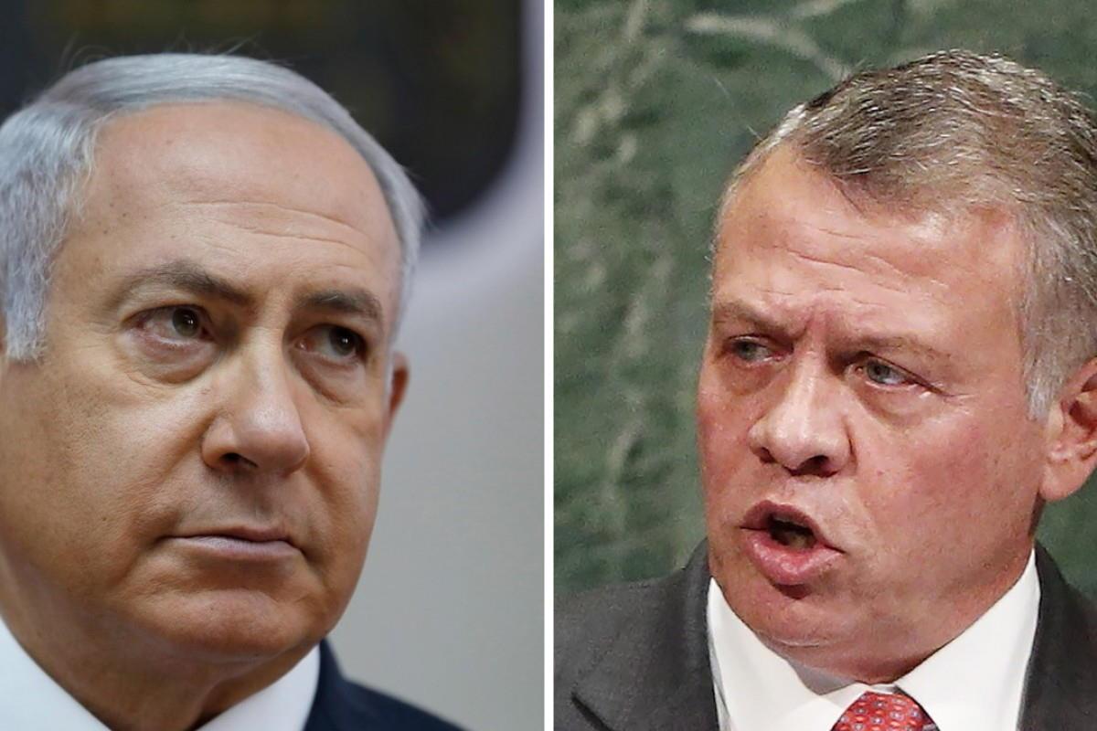 Medio Oriente: tensione tra Giordania e Israele sul piano di annesione della Cisgiordania da parte dello Stato ebraico