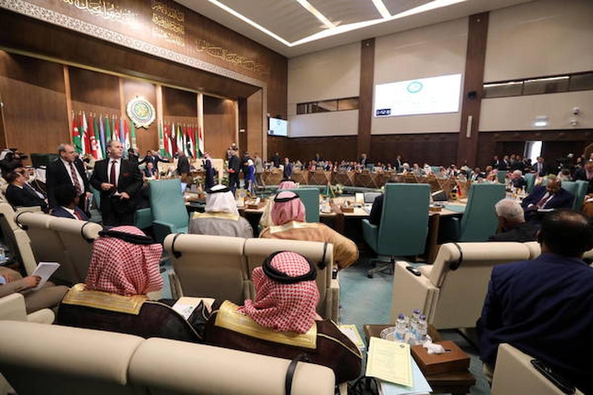 La Lega araba ha definito crimine di guerra il piano di annessione della Cisgiordania di Netanyahu e Gantz