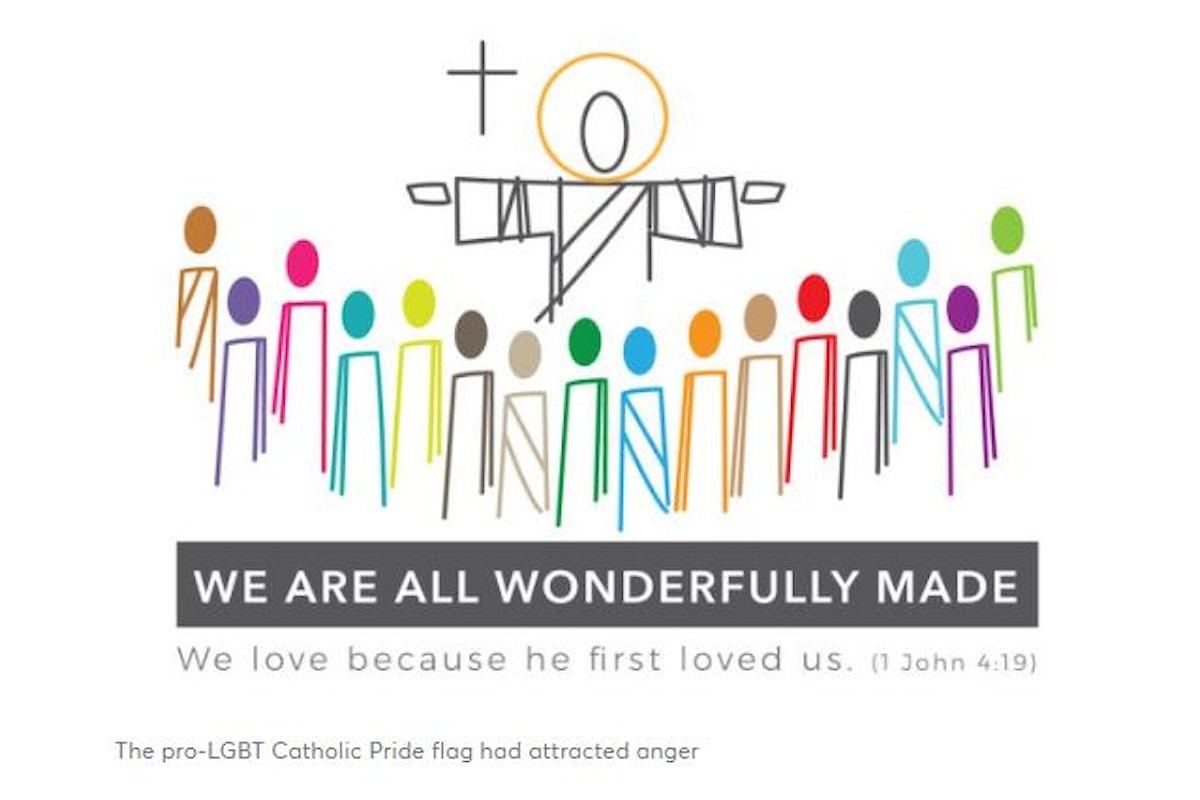 In Canada l'omofobia cattolica blocca una bandiera scolastica