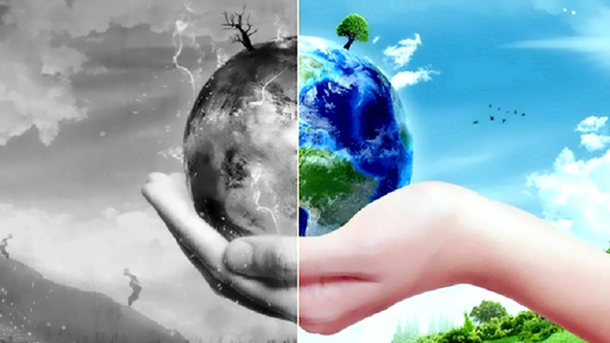I deserti di pensiero arido devono essere sostituiti con praterie di pensiero verde: ambiente, inquinamento, salute.