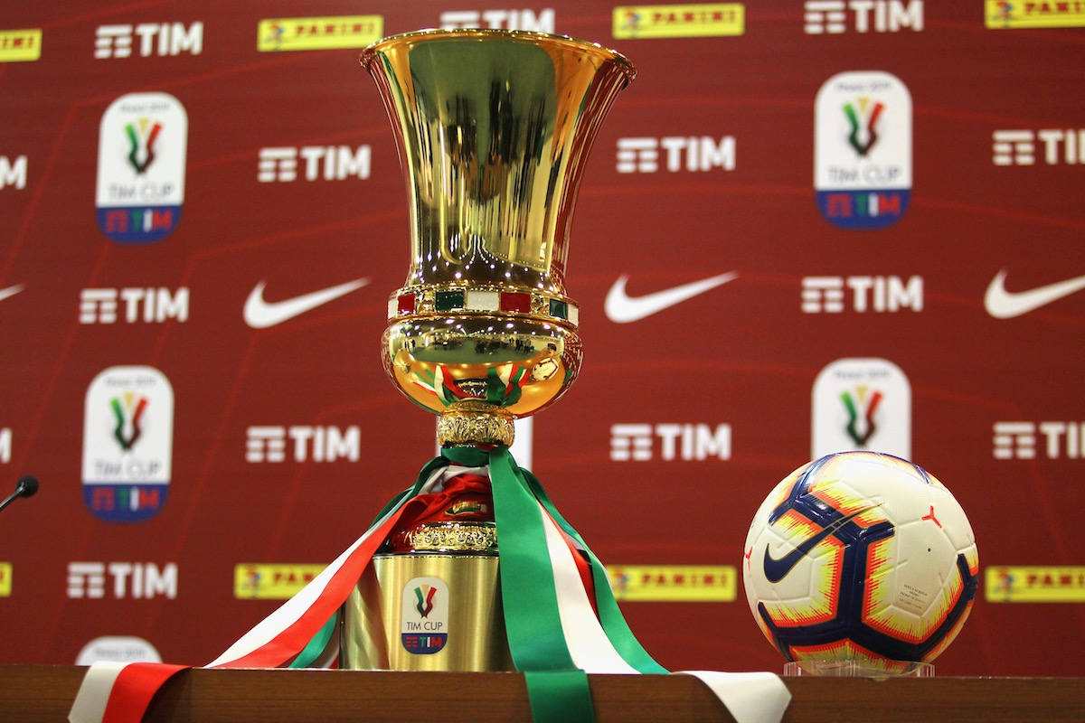 Seconda semifinale di Coppa Italia