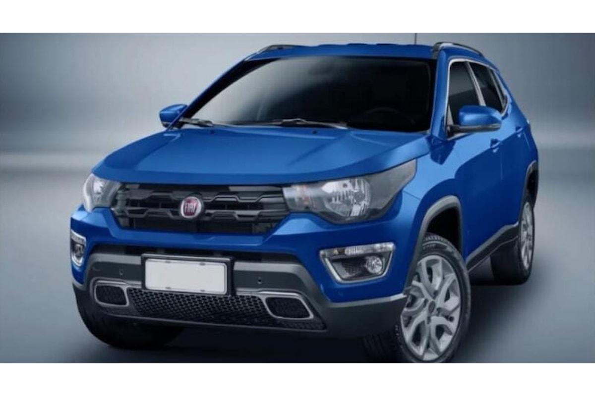 Suv del futuro con DNA del passato: sarà così la nuova Fiat Tipo SUV?