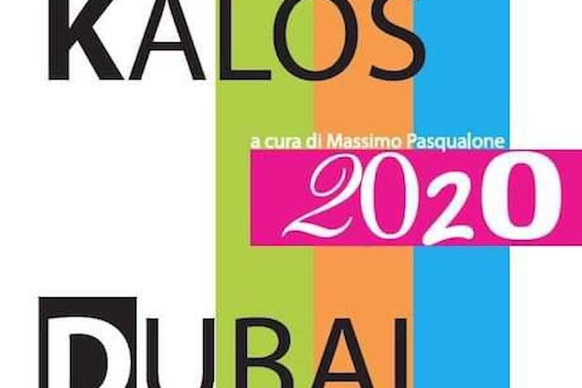 Kalos 2020, un catalogo con 90 artisti da tutta Europa