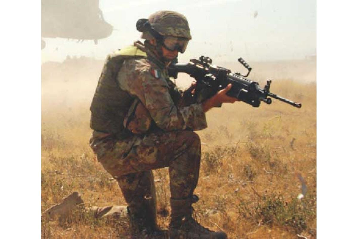 Libano: militari italiani portano a termine attività addestrativa congiunta