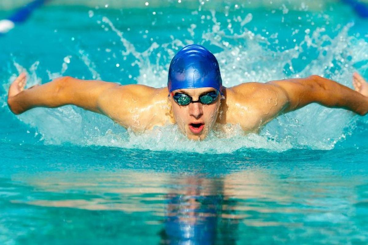 Il Nuoto al tempo del Covid19: Nel Regno Unito 'divieto' di 'Farfalla'