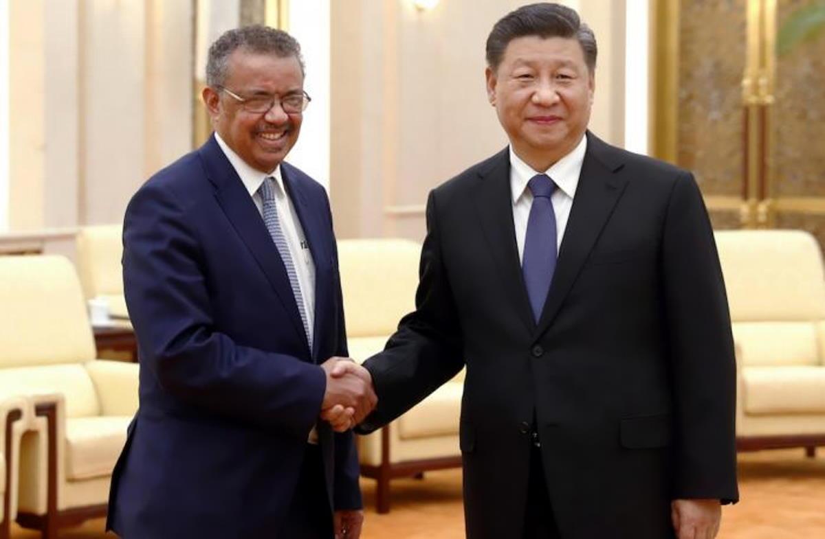 AP: l'OMS non è al guinzaglio della Cina