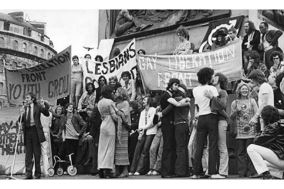 A Londra il 27 giugno mini Pride dei veterani del Fronte di Liberazione Gay