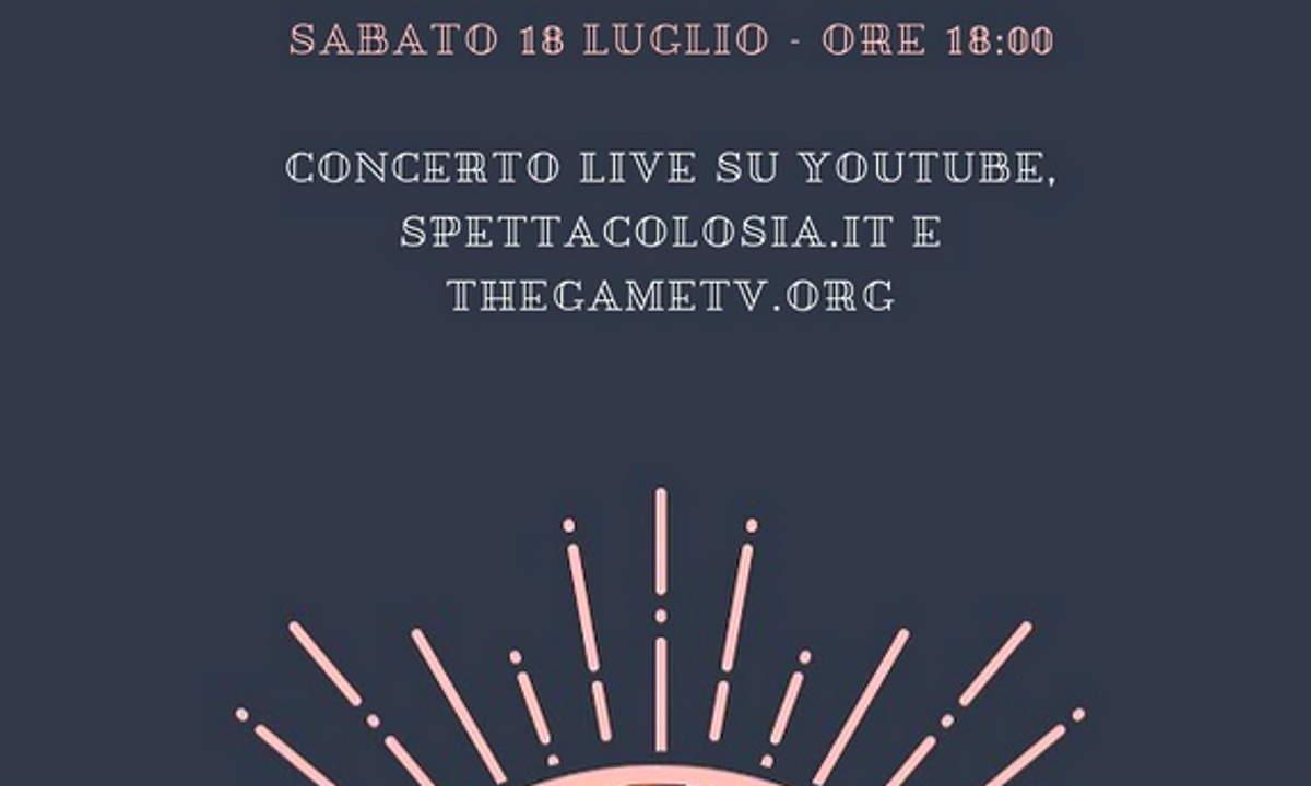 Spettacolosìa! Festival 2020 - Sabato 18 Luglio alle 18:00